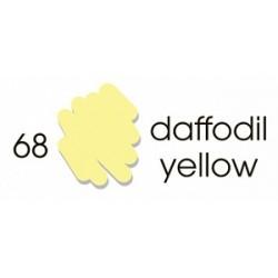Маркер-кисть акварельный Marvy Artists Brush Бледно-желтый (№68, Daffodil Yellow)