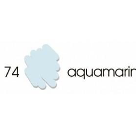 Маркер-кисть акварельный Marvy Artists Brush Аквамарин (№74, Aquamarine)