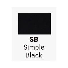 Маркер двусторонний Sketchmarker Простой черный (SMSB, Simple Black)