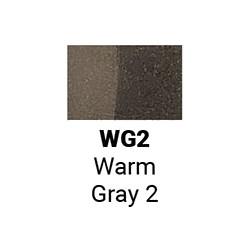 Sketchmarker Теплый серый 2 (SMWG02, Warm Gray 2)