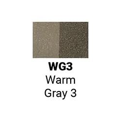 Sketchmarker Теплый серый 3 (SMWG03, Warm Gray 3)