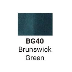 Маркер двусторонний Sketchmarker Брауншвейгский зеленый (SMBG040,Brunswick green)