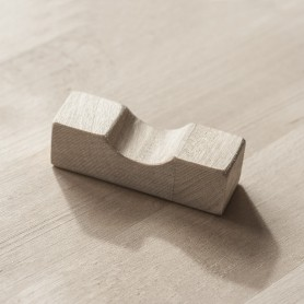 Подставка деревянная под держатель для пера