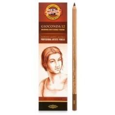 Сепия коричневая светлая Gioconda в карандаше