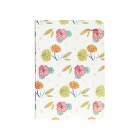 Блокнот Falafel books Flowers A6, 40 л.
