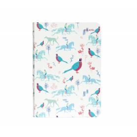 Блокнот Falafel books Fauna A6, 40 л.