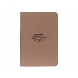 Блокнот Falafel books Brown A6, 40 л.