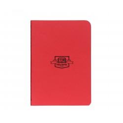 Блокнот Falafel books Red A6, 40 л.