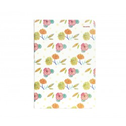 Блокнот Falafel books Flowers A5, 40 л.
