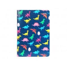 Блокнот Falafel books Dinosaurs A5, 40 л.