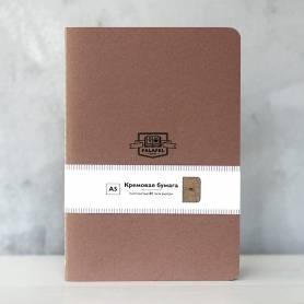 Блокнот Falafel books Brown  A5, 40 л.
