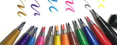 Ручки и линеры