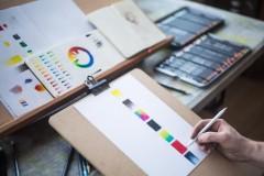 Обзор цветных карандашей Derwent Procolour